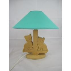 Лампа настольная детская