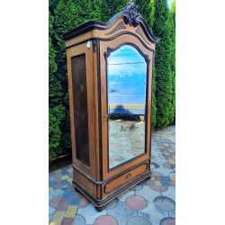 В1395 Шкаф деревянный с...