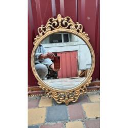 В1511 Зеркало в золотой...