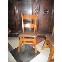 ПРОДАНО Комплект стульев 4...