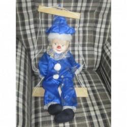 Кукла с керамической головой