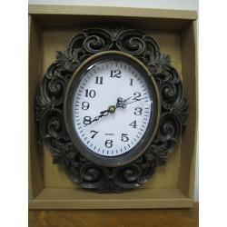Часы овальные настенные (...