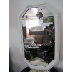 Зеркало в дубовой раме в...